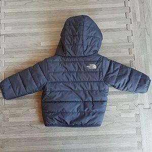 Baby Northface puffer jacket